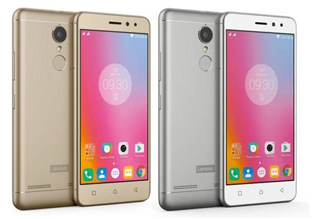 Lenovo Vibe K6 Note 4gb 32gb Grey lenovo k6 note price in india reviews specifications