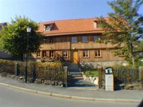 Harz Ferienwohnung Altes Forsthaus Wohnung Typ 1