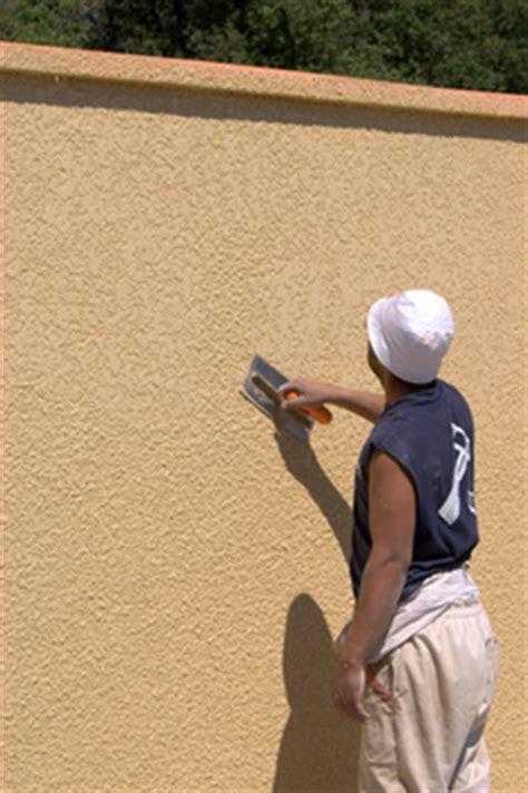 crepi exterieur au rouleau 3154 cr 233 pir un mur ext 233 rieur notre fiche pour cr 233 pir un mur