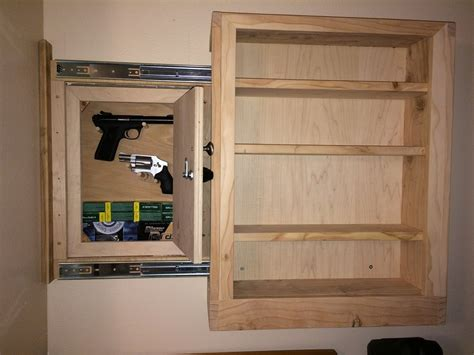 luxury gun storage optimizing home decor ideas