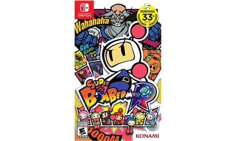 Promo Nintendo Switch Bomberman R Sby0311 1 bomberman r for nintendo switch groupon