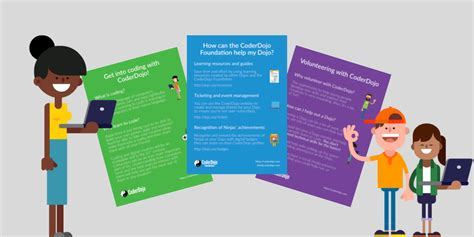 coderdojo nano make your own create with code books flyers flyers flyers coderdojo
