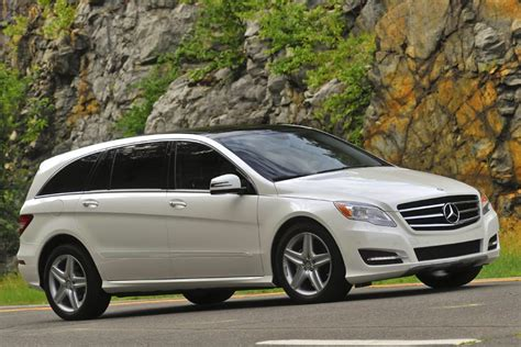 Mercedes R Series by Mercedes R Class Sport Utility Models Price Specs