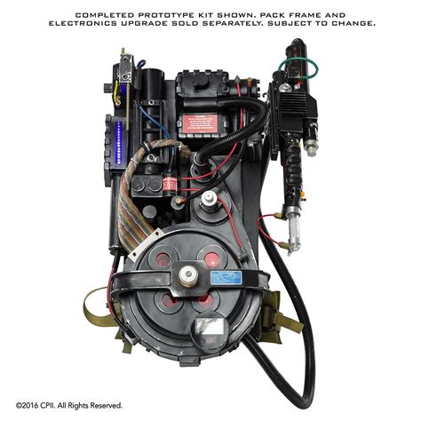 own your own official ghostbusters proton pack ghosts