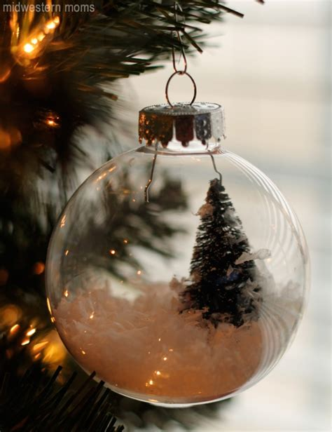 How To Make Handmade Ornaments - handmade tree ornaments a simple tutorial