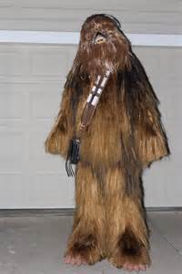 wookie halloween costume let the wookiee win my experience with making a wookiee