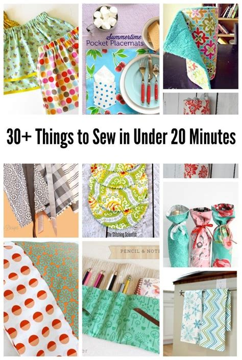 things to sew for christmas gifts