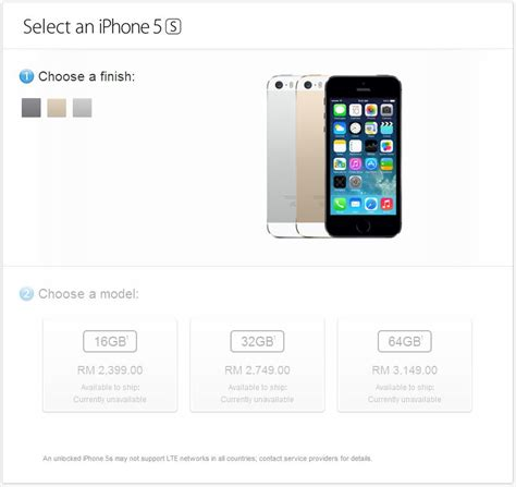 Iphone Malaysia apple store malaysia list price of iphone 5s from rm2 399 and iphone 5c from rm1 999 decoding