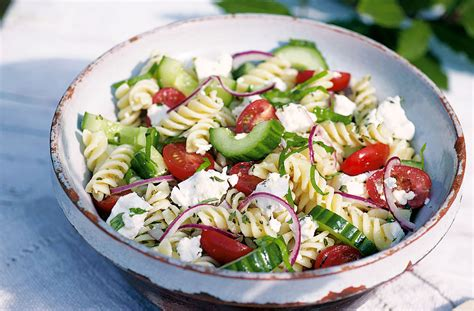 pasta salad pasta salad tesco real food