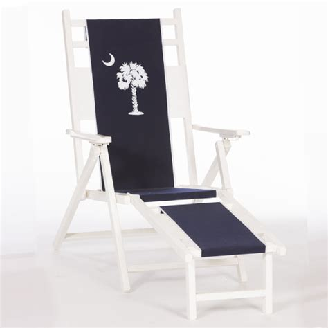 Palmetto Steamer Chair White Finish Lack S Outdoor Lacks Outdoor Furniture
