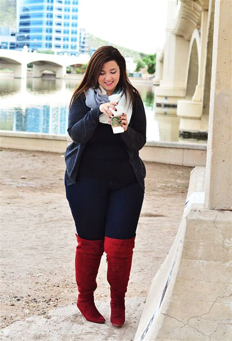 thigh high boots for plus size boot yc