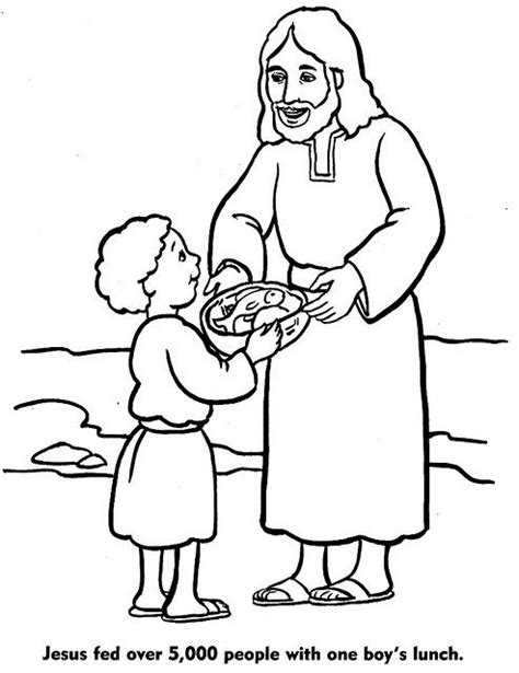 coloring pages of jesus miracles coloring miracles of jesus and jesus coloring pages on