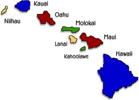 hawaiian island colors so ya where yer at permanent workation