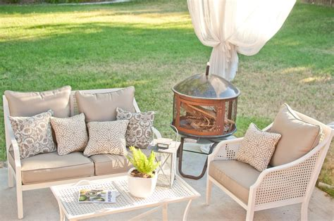 Home Depot Deck Furniture by Home Depot Has Some Beautiful Wicker Furniture From The