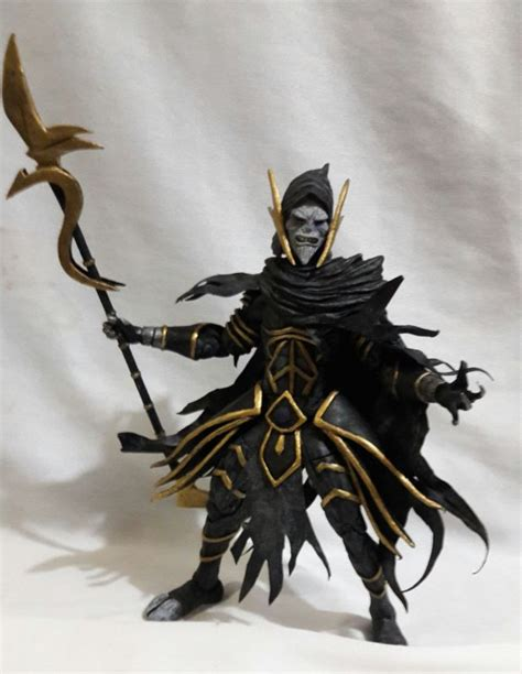 corvus glaive custom marvel legends corvus glaive marvel legends