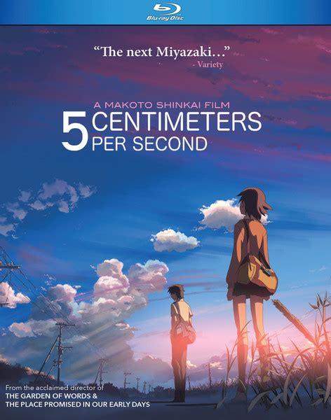 centimeters per second 5 centimeters per second