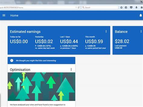adsense usa verified usa adsense with fund 28 for sale webmasters