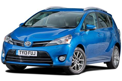 mpv toyota toyota verso mpv review carbuyer