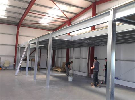 how to build a mezzanine mezzanine floors macro metal services
