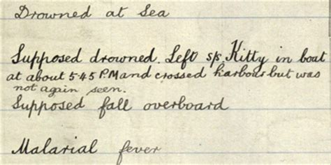 Deaths At Sea Records Deaths Of Scots At Sea Go National Records Of Scotland