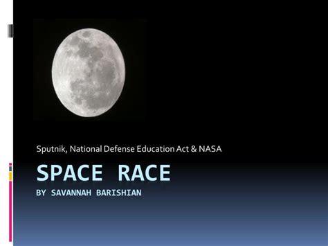 ppt space race by barishian powerpoint presentation id 2583006