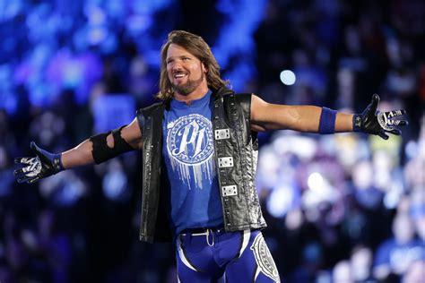 aj styles house aj styles revela como surgiu seu nome house of wrestling tudo sobre pro wrestling