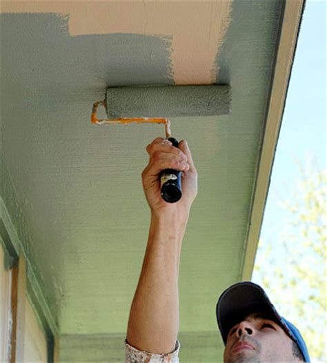 painting soffits and eaves how to paint any exterior surface exterior interior house