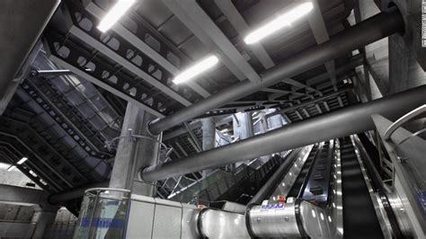 design museum london underground station europe s 12 most impressive metro stations cnn com