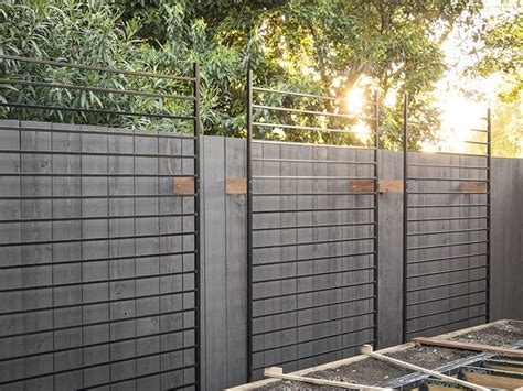 garden wall panels 25 best ideas about metal trellis on metal