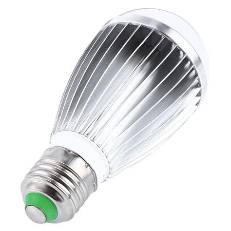 Infrared Led Light Bulb 7w E27 Led Pir Motion Sensor Auto L Bulb Infrared Energy Saving Light Ebay