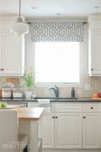 kitchen window treatments best 25 kitchen window treatments ideas on pinterest