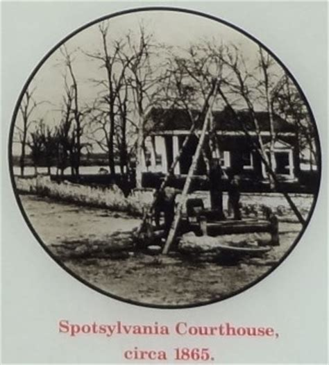 Spotsylvania County Court Records Spotsylvania County Courthouse Spotsylvania Court House Historic District