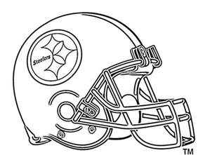 steelers coloring pages football helmet coloring pages pittsburg steelers things