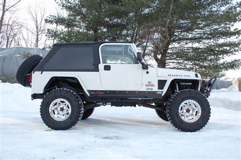 Jeep Wrangler Lj Long Arm Lift Kits Clayton Offroad