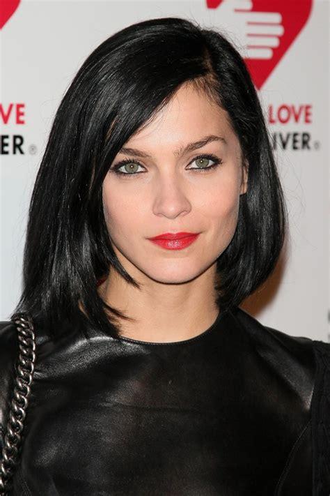 imagenes en cabello negro 191 cu 225 l es el mejor corte de pelo para un pelo negro