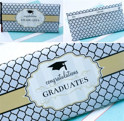 Ruff Draft Free Printable Graduation Giant Chocolate Bar Wrap Anders Ruff Custom Designs Llc Wrapper Labels Templates