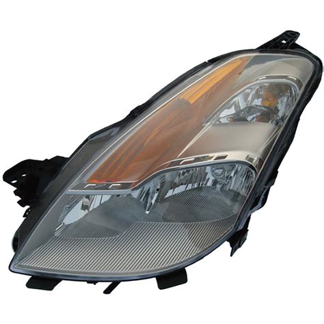 2008 nissan altima coupe parts 2008 nissan altima headlight assembly from car parts
