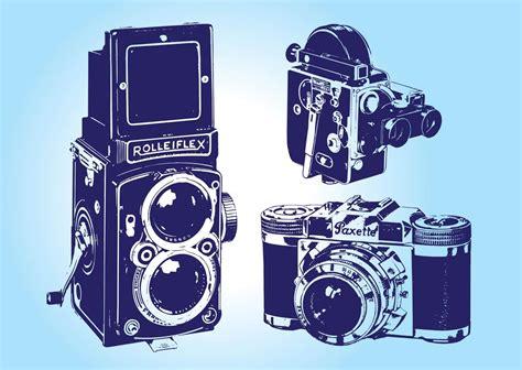 imagenes vintage camaras vintage camera vectors vector art graphics freevector com