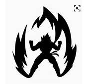 Dragonball Ball Dragon Z Stencil Craft Ideas Vinyl Decals