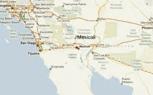 mexicali location guide