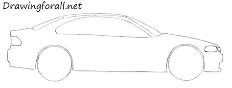 how to draw a car 8 steps with pictures wikihow how to draw a car for beginners drawingforall net