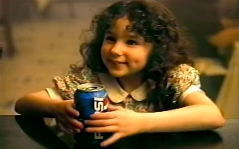 pepsi commercial larry actress the little girl from those 90s pepsi commercials has a