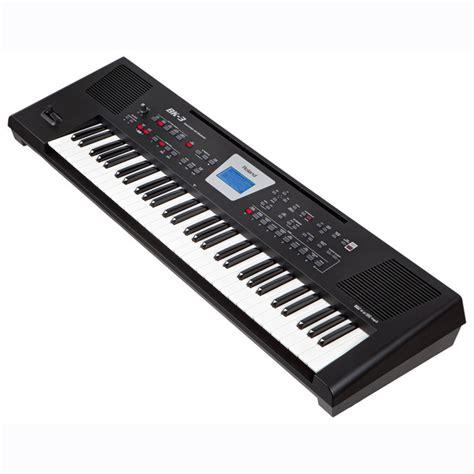 roland bk  compact backing keyboard black  gearmusic