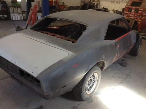 auto body repair training 1968 chevrolet camaro auto manual 1968 chevrolet camaro project rolling chassis clear title w new disc brake kit for sale in