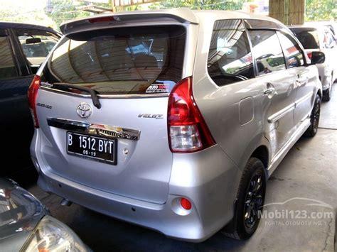Lu Stop Mobil Avanza Jual Mobil Toyota Avanza 2014 Veloz 1 5 Di Banten Manual