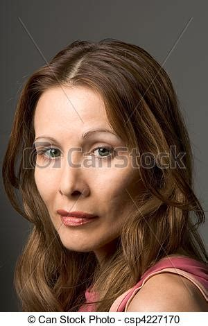 middle aged actresses withbkack hair stock photography of actress headshot headshot of middle
