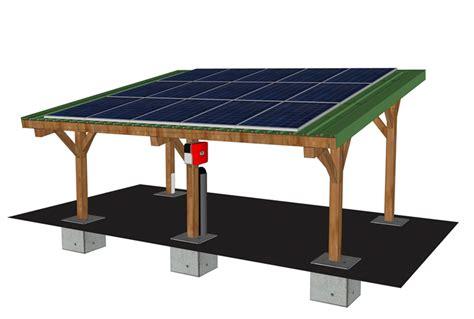 Car Power Port Wind Amp Sun Solar Carport Wind Amp Sun