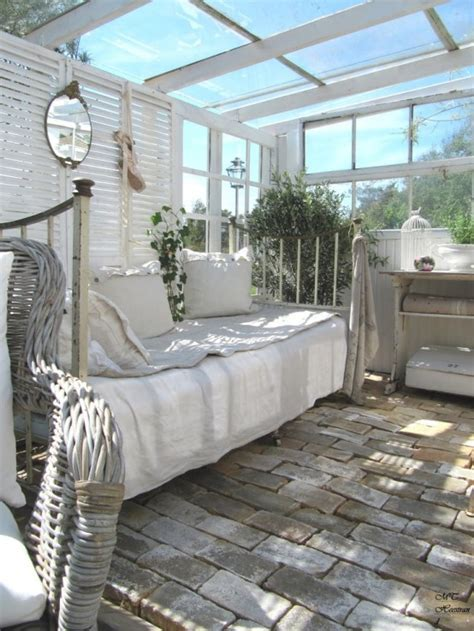 Sunroom Accessories 26 Charming And Inspiring Vintage Sunroom D 233 Cor Ideas