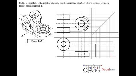 sectioning in engineering drawing pdf assignment 3 cad 105