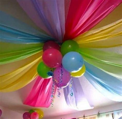 Birthday decoration ideas sweet home design